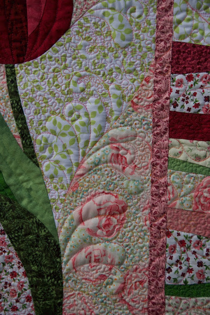 nemeshing quilting