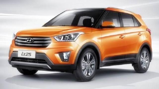 2017 Hyundai ix25 Redesign