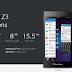 """Spesifikasi dan Harga Blackberry Z3 """"Jakarta"""""""