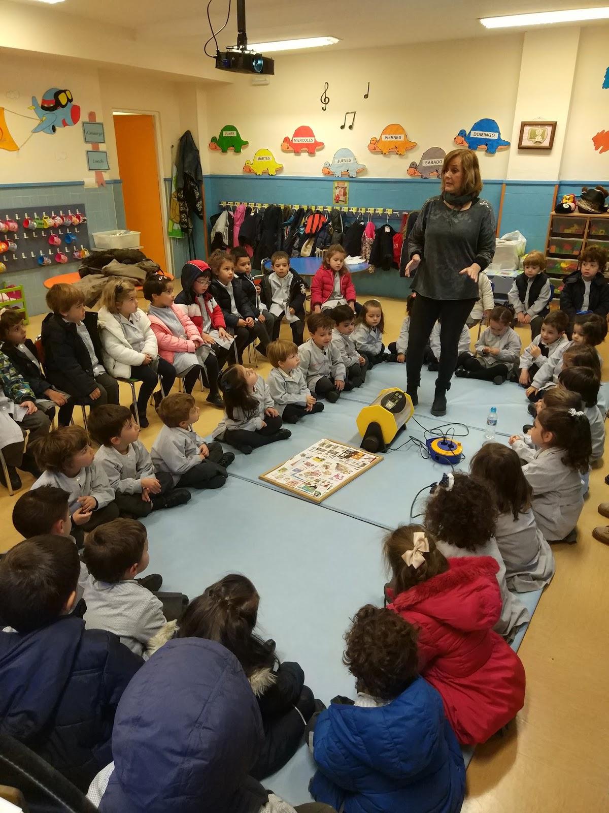 Agustinas Valladolid - 2017 - Infantil3 - La Granja