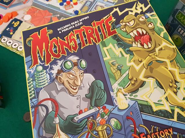"""""""Monstrite"""", i nuovi mostri della Giochi Uniti"""