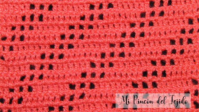 Mi Rincón Del Tejido Puntos Crochet Ganchillo