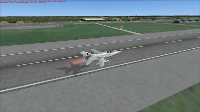 AlphaSim Tornado F3
