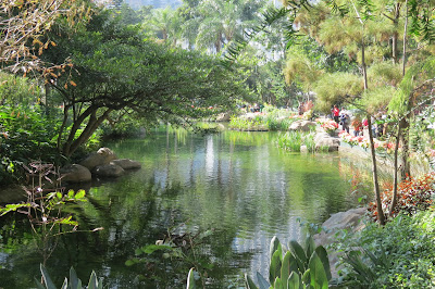 外國月亮: 香港公園的花鳥魚蟲
