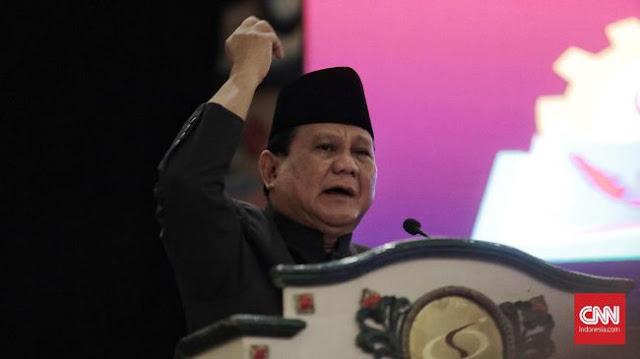 Prabowo Kritik Jokowi: Kerja, Kerja, Kerja untuk Siapa?