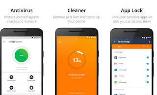 App Avast Mobile Security