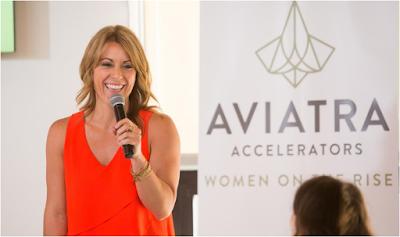 Woman representing Aviatra Accelerators
