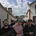 """[IMAGENS] ESC2018: Representantes da Hungria gravam """"postcard"""" em Óbidos"""
