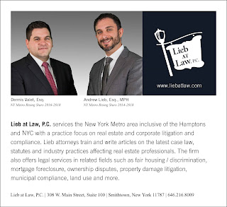Andrew Lieb, Esq. and Dennis Valet, Esq. named NY Metro Rising Stars for 2018 from Super Lawyers