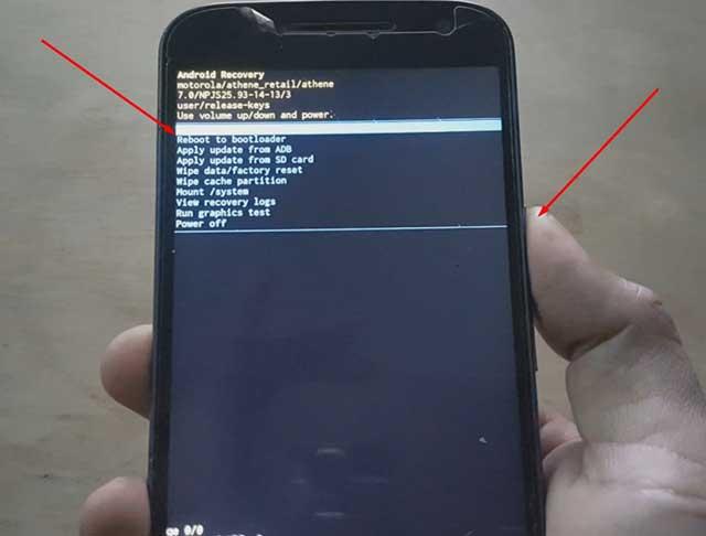 reiniciar el celular al estado de fábrica