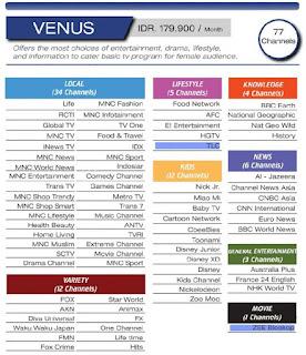 daftar mnc vision Rantau Prapat