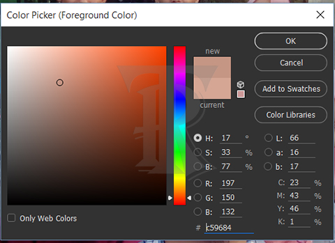01 Cara Menentukan Warna pada Photoshop - Topikramdani.com