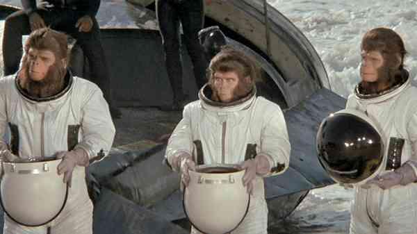Fuga dal pianeta delle scimmie 1971