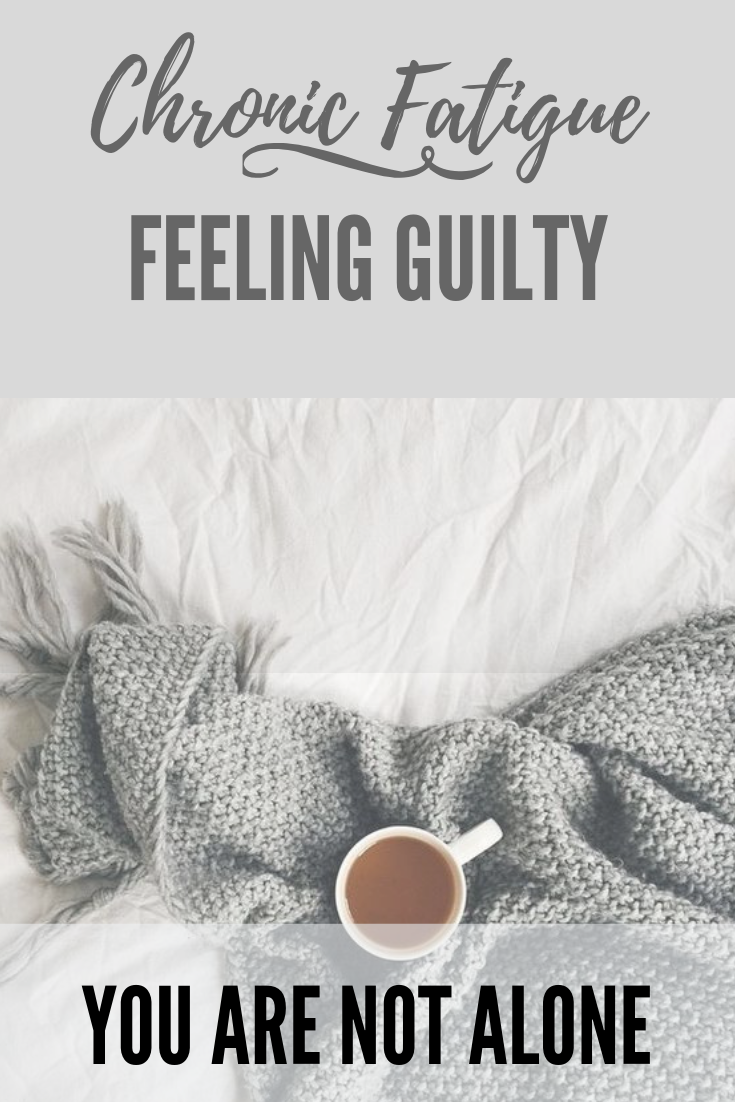 chronic fatigue and guilt
