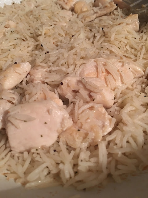 chicken and rice #recipe #meal #cookingwithkids
