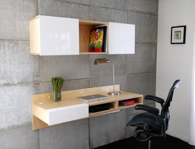 best innovative home office desk ideas for small spaces home office design