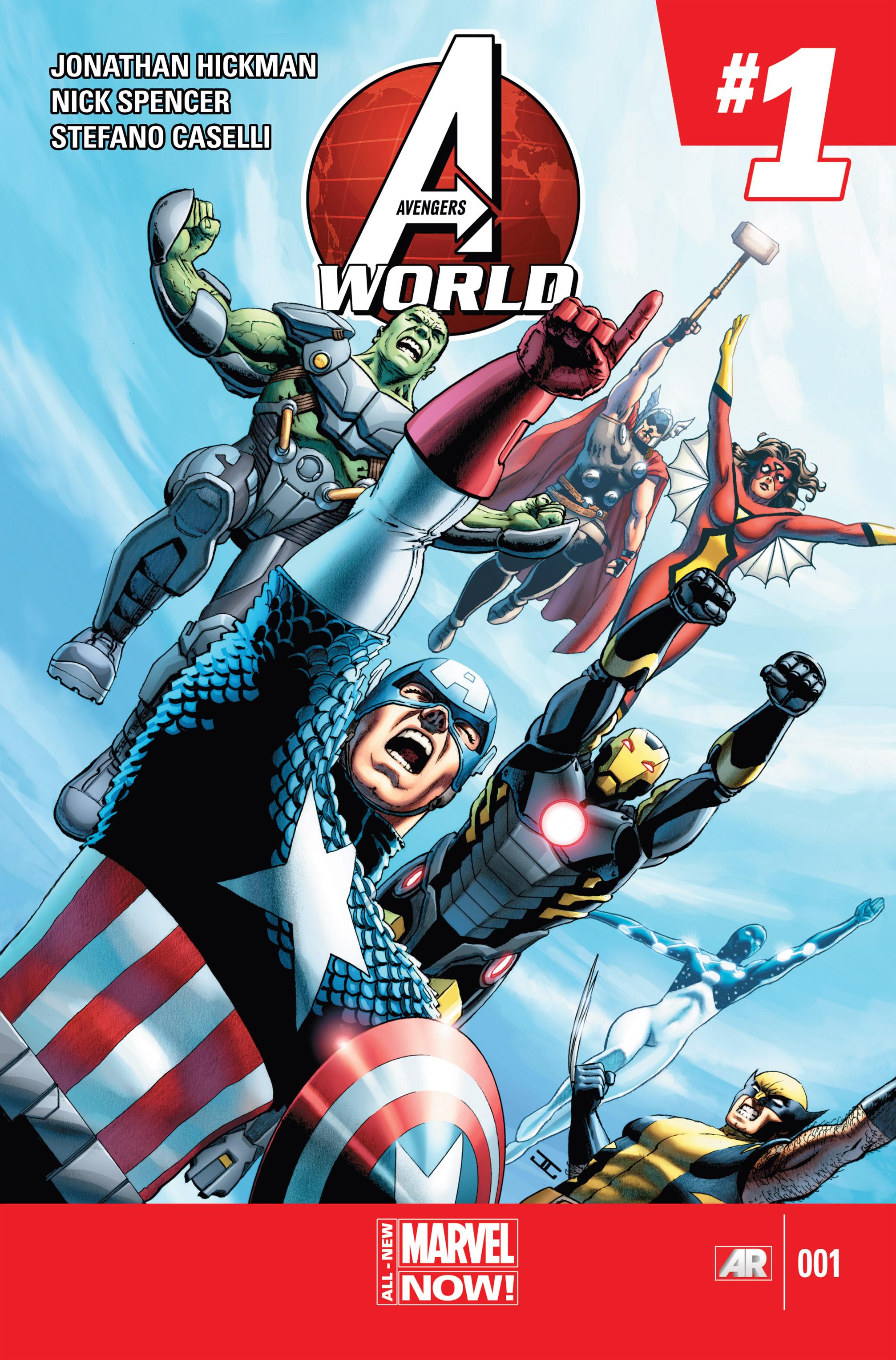 Avengers World 1 Page 1