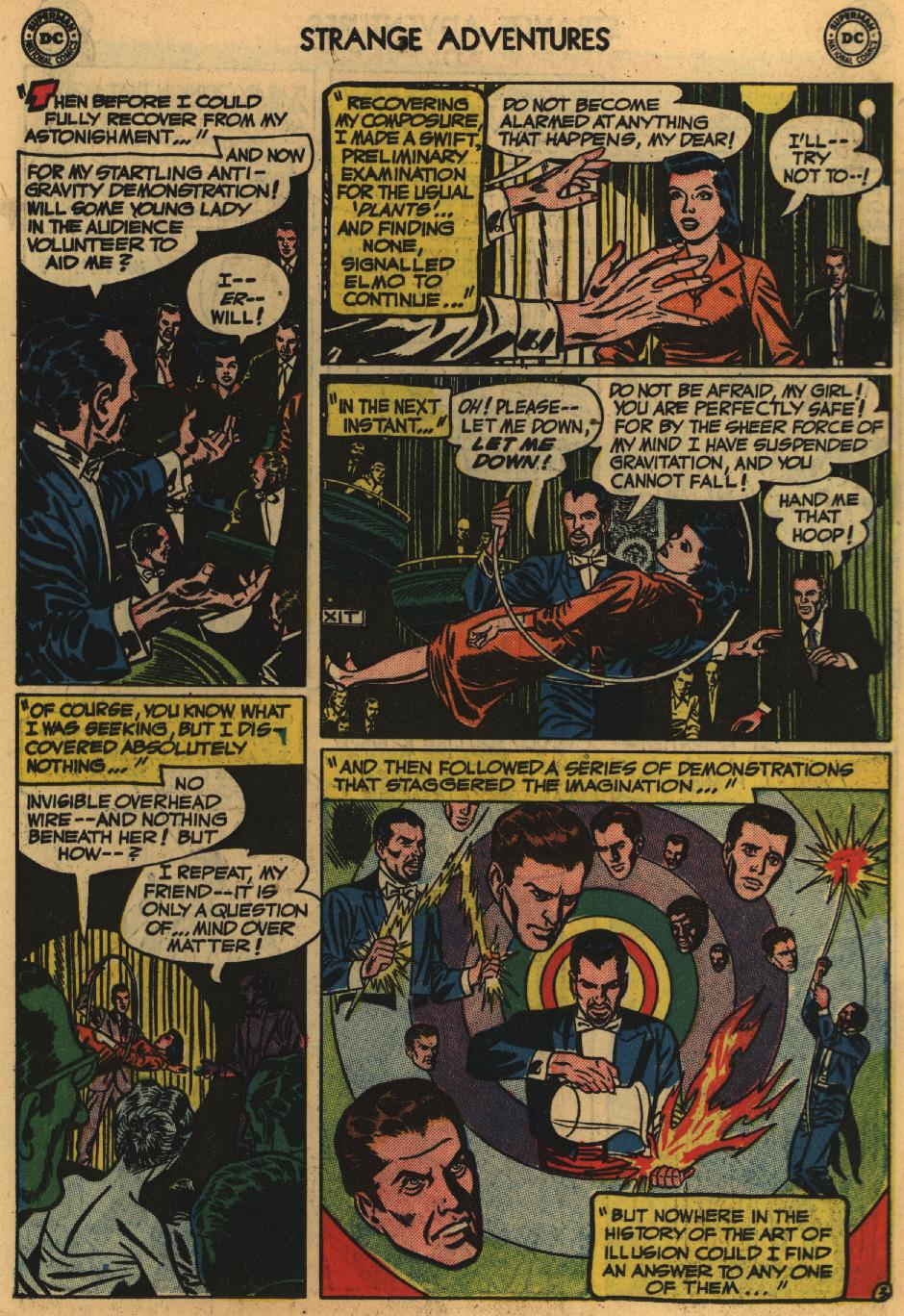 Strange Adventures (1950) issue 26 - Page 23