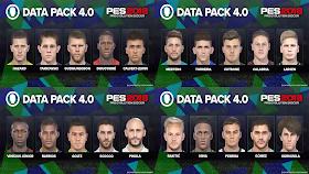 PES 2018 Data Pack 4 [ DLC 4.0 ]