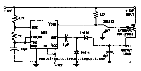 simple rf probe circuit diagram for vtvm