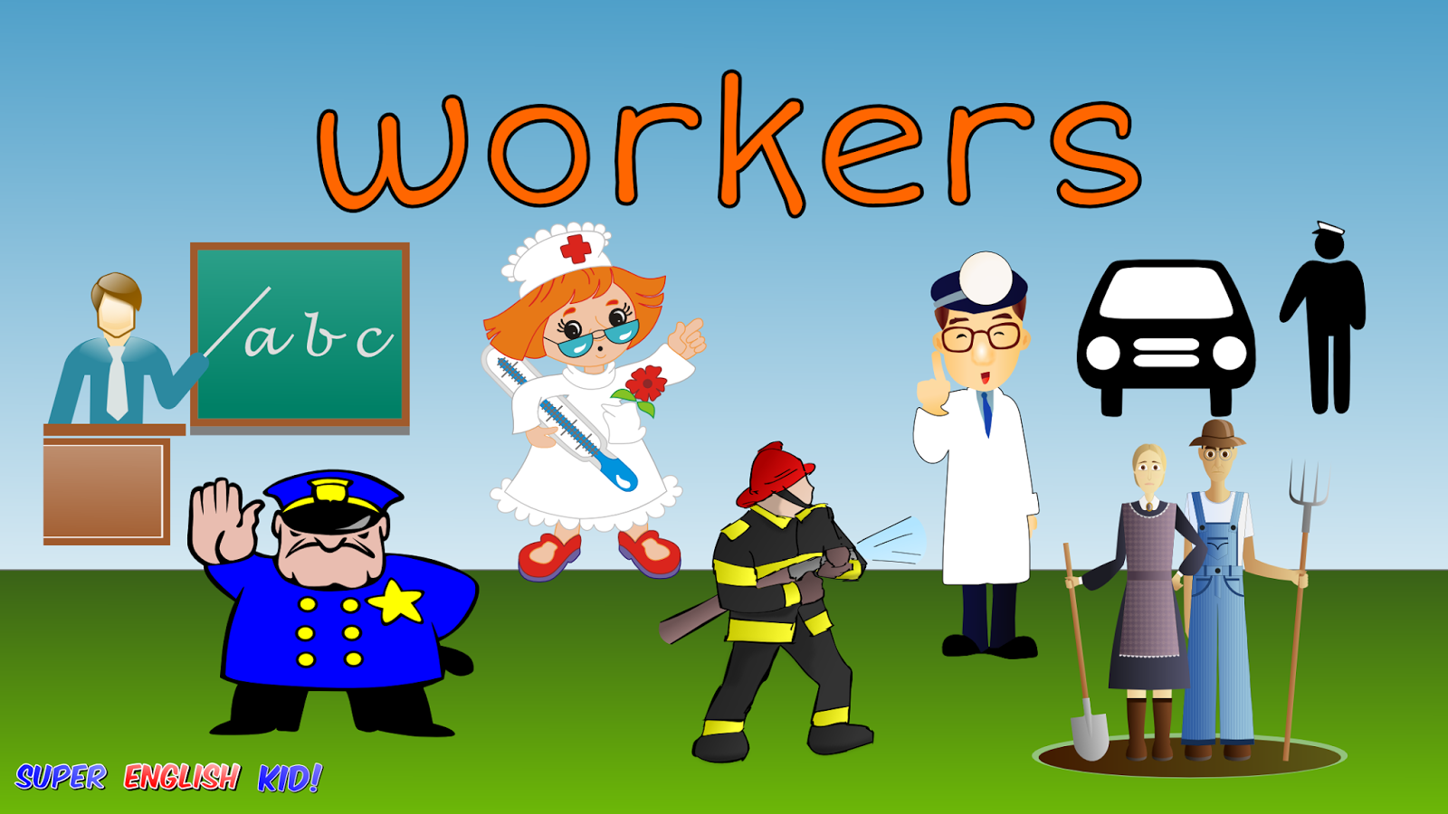Occupations Workers