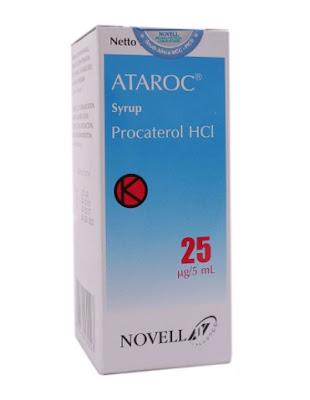 Ataroc - Manfaat, Dosis, Efek Samping dan Harga