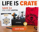 LOOT CRATE!!!