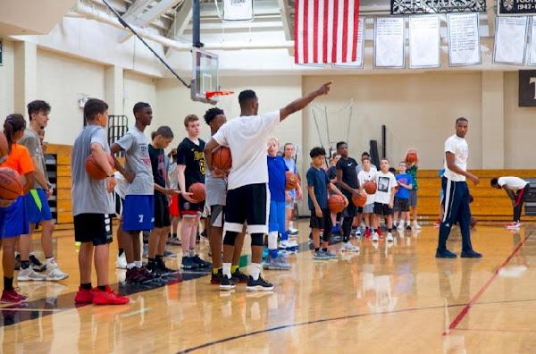 Teknik Dasar Pada Permainan Bola Basket