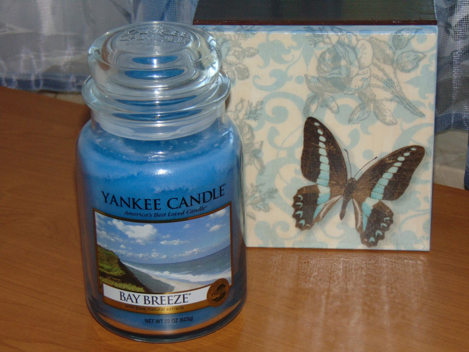 Yankee Candle, świeca Bay Breeze