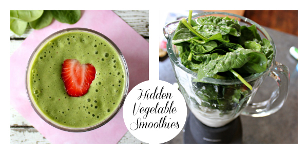 smoothie recipes, hidden vegetable recipes, hidden veggie, smoothie