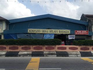 Kompleks Gerai Melayu Bahagia Bagan Serai