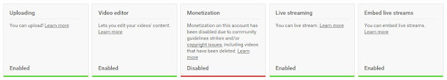 youtube monetization