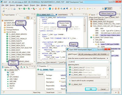 Customer Engagement: Evaluation of the Pilot Version of ABAP in Eclipse