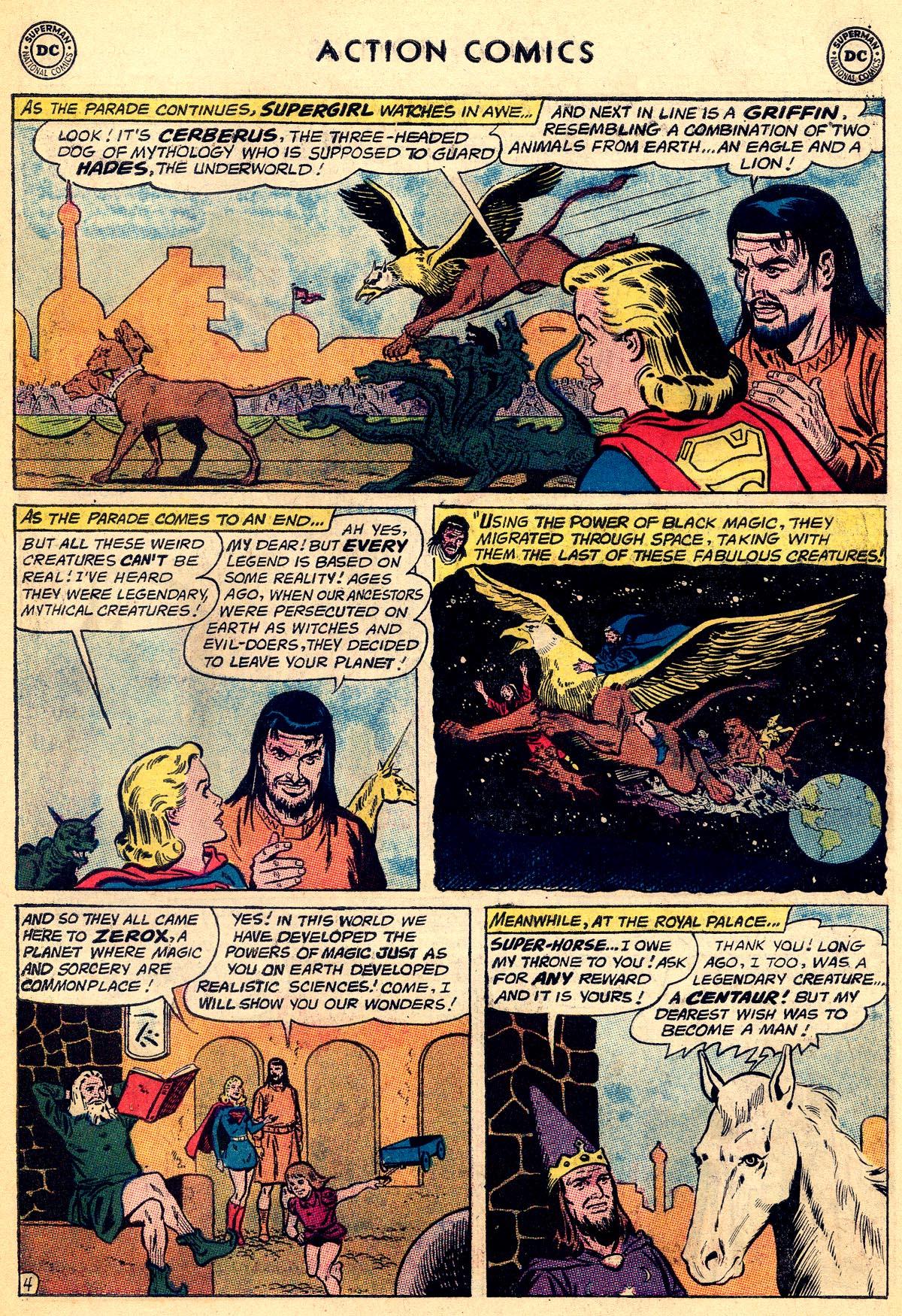 Action Comics (1938) 301 Page 22