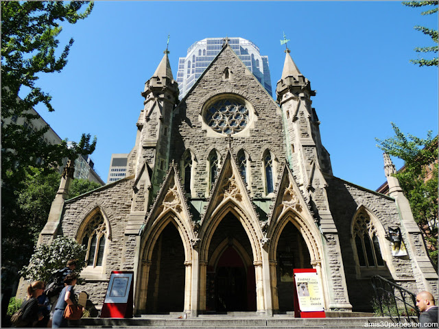 Catedral de Christ Church, Montreal