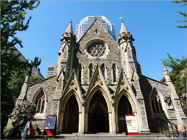 Catedral de Christ Church, Montreal