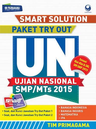 [Berkas Guru] Buku Paket Try Out UN SMP MTs 2015 Download Gratis