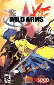 Download Wild Arms Xf Ppsspp