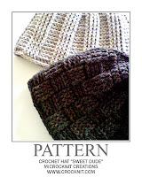 how to crochet, crochet patterns, beanies, man hats, bald heads, lined hats