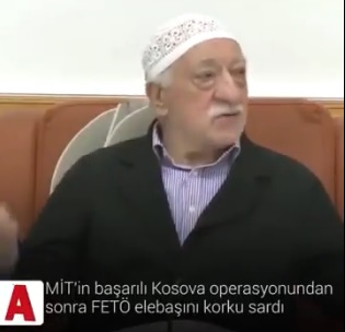 Gulen reacts over the deportation of his man in Kosovo: pure banditzm
