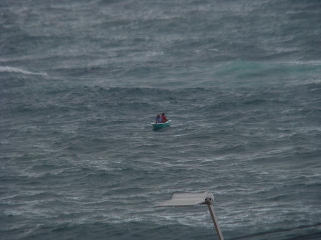 Quem é do mar não enjoa!