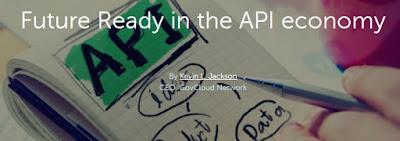 Future Ready in the API economy