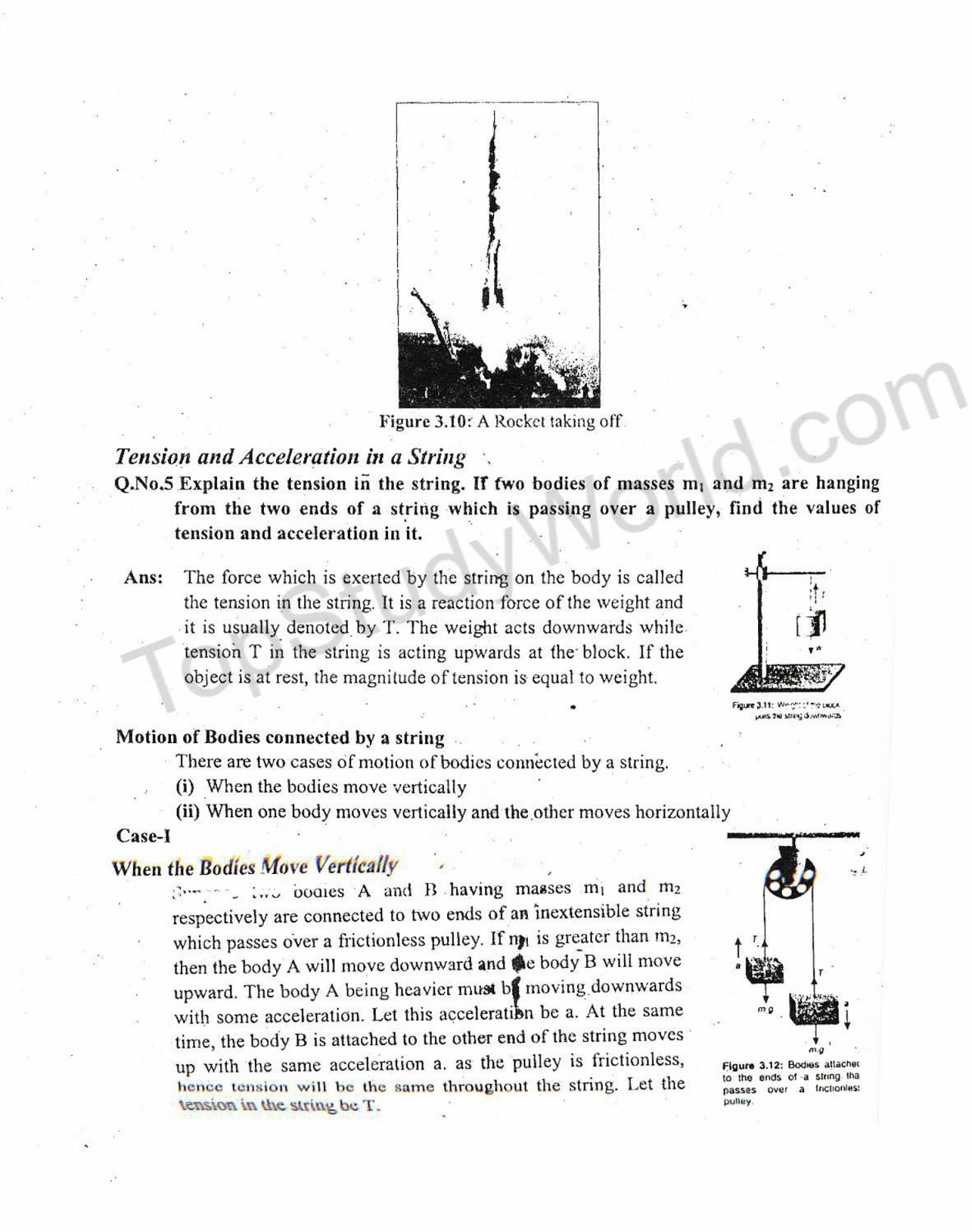 KIPS 9th Class Dynamics Physics 3rd Chapter Notes (With PDF) | Top