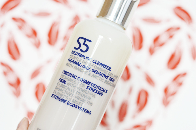 S5 Neutralise Cleanser Review.