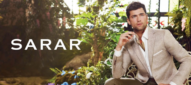 Sean O`Pry, Sarar, supermodel, lookbook, Amanda Welish, Mehmet Erzincan, Ali Yilanci, menswear, Suits and Shirts,
