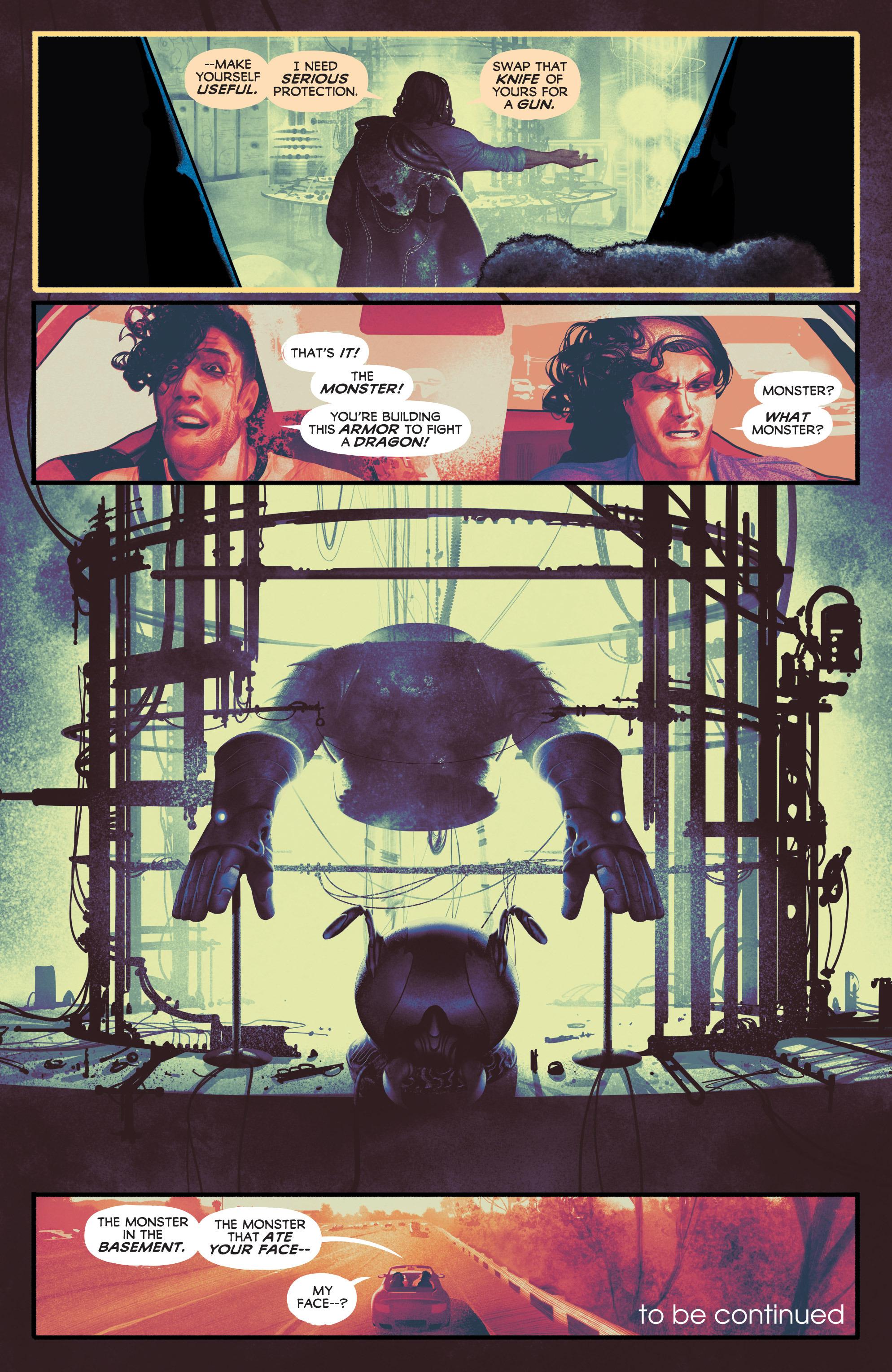 Read online Annihilator comic -  Issue #3 - 34
