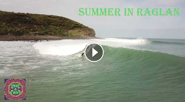 Raglan summer New Zealand HD