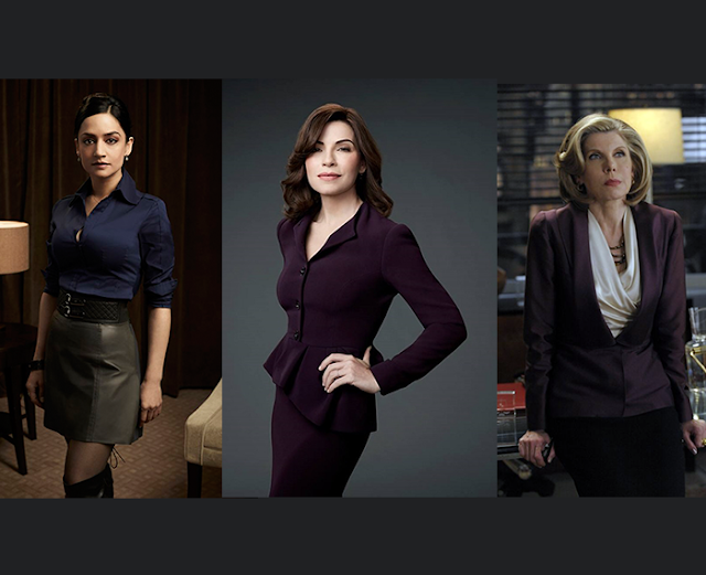 good wife costume designer