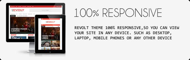 Revolt - Multipurpose WordPress Magazine Theme - 13