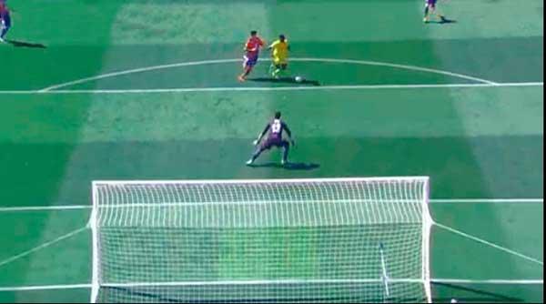 UD Las Palmas un casi adiós a la primera división ante el  Levante